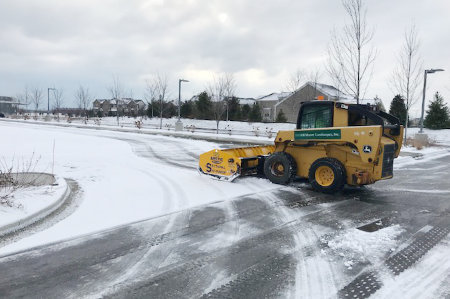 Snow removal services Chicago