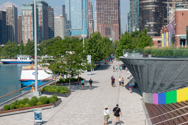 Moore Landscapes Award Navy Pier